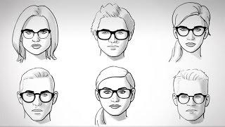 Tipo De Gafas O Lentes Según Tu Rostro Como Ser Mas Atractivo Youtube