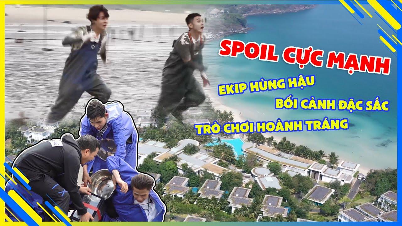 Download Spoil cực mạnh: Biệt đội siêu anh hùng Running Man Vietnam - Chơi Là Chạy đã trở lại !!!