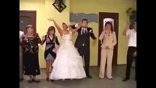 Лучшая свадьба 2013 Жаль мужика