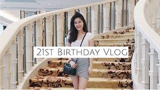 Repeat youtube video 21st birthday Vlog |跟我一起過21歲生日