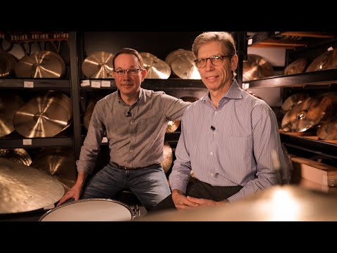 The Art of Cymbal Making | Interview with Paul Francis and John Riley