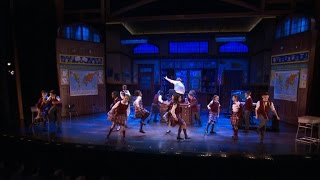 Cast Of School Of Rock Performs Stick It To The Man