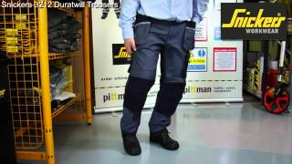 Pittman.IE - Snickers 3212 DuraTwill Trousers