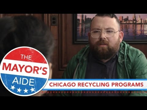 The Mayor's Aide: Chicago Recycling Program