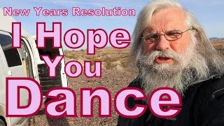 I Hope You Dance: New Years Resolution thumbnail