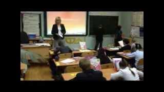 """Открытый урок в 3 классе """"Б"""" 17.12.13. Учитель Н.В.Кондакова."""