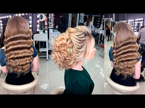 Amazing long hairstyles tutorial transformation by babaevski