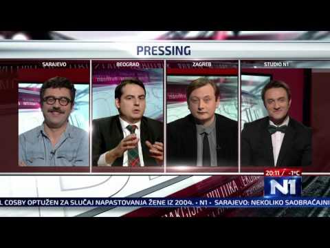 N1 Pressing: Damir Nikšić, Borna Sor i Zoran Kesić (30.12.2015.)