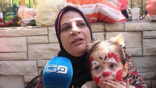 فيديو| بـ «لافتة صماء» حديقة حيوان الإسكندرية تستقبل الزوار في شم النسيم