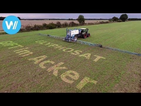 Gift im Acker - Glyphosat, die unterschätzte Gefahr? (HD 1080p)