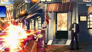Garou: Mark of the Wolves Bonne Janet download - Best Mugen Characters (najlepsze postacie)