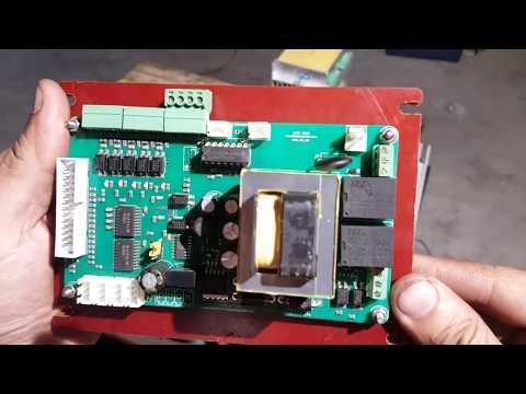 CKD - lắp tủ điện cho máy CNC Plasma dùng Mach3 - #01