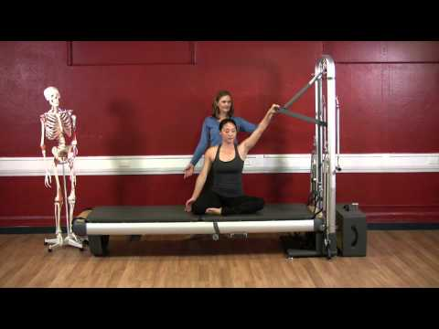 Upside-Down Pilates - Cadillac - Pilates Workout 50 - Full Episode - HD