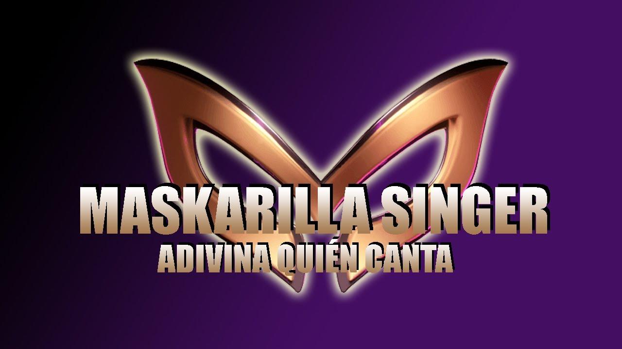 Mask-arilla singer
