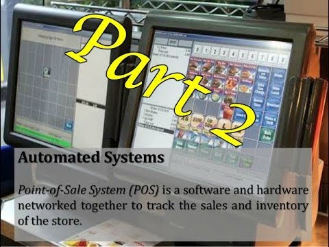 How To Use The Mcdonald S Computer System Pos System Part 2 Youtube