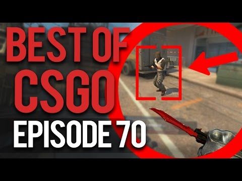 DEVICE 2 KNIFE KILL CRAZY BHOP & MORE - BEST OF TWITCH CS:GO EPISODE 70