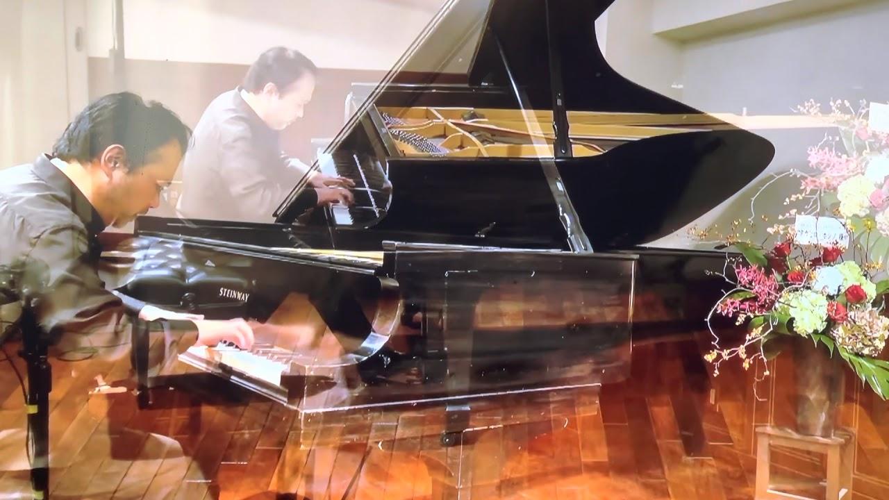 Beethoven : Sonata f-moll Op.57 Appassionata 2,3mov. ベートーヴェン : ソナタ ヘ短調 作品57 熱情 第2-3楽章