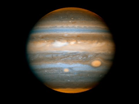 1 Hour of Jupiter sounds   NASA Voyager Recordings