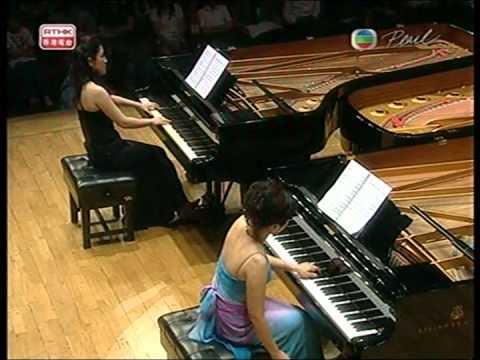Liszt: Hungarian Rhapsody No. 2 for four pianos