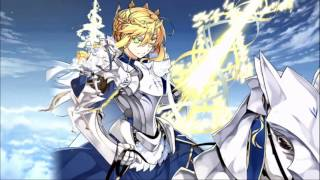 [Fate/Grand Order] Goddess of Rhongomyniad Arturia Lancer BGM