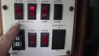 How to heat your RV hot water tank using electricity