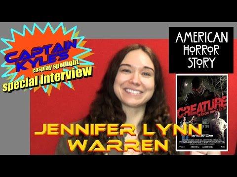 Jennifer Lynn Warren American Horror Story  Captain Kyle Special