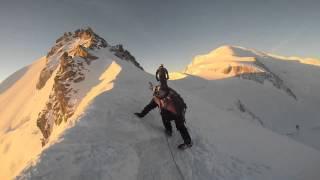 MONT BLANC par les 3 Monts  Aout 2015