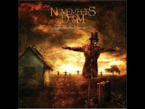 Novembers doom in the absence of grace