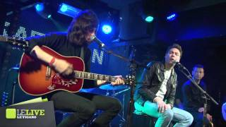 Kasabian - Where did all the love go - Le Live