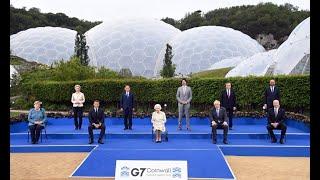Впервые после смерти! Елизавета II вышла к мировым лидерам. Настоящая королева – преодолела