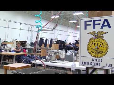 Producing the FFA Jacket