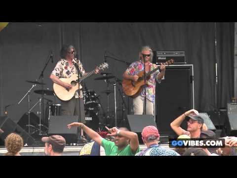 """The Kind Buds perform """"Wharf Rat"""" at Gathering of the Vibes Music Festival 2013"""