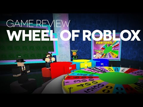 Game Review - Wheel of ROBLOX