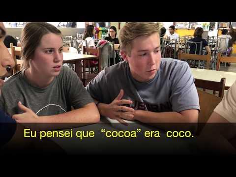 CCP Birmingham 2017 - Americans Visit Brazil