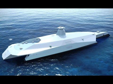 Starpoint Group - British T2050 Destroyer Concept Pics [1080p]