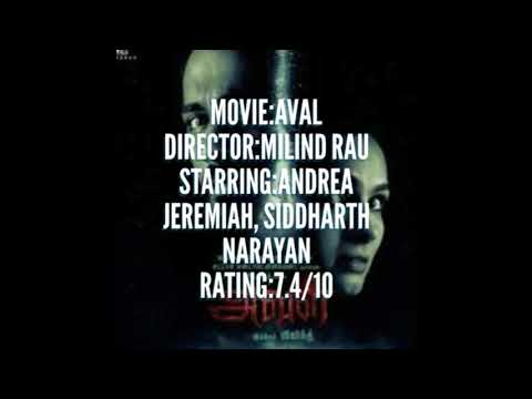 Aval Movie|*updated*HD|Siddharth|Andrea|Direct Download Link Given Below