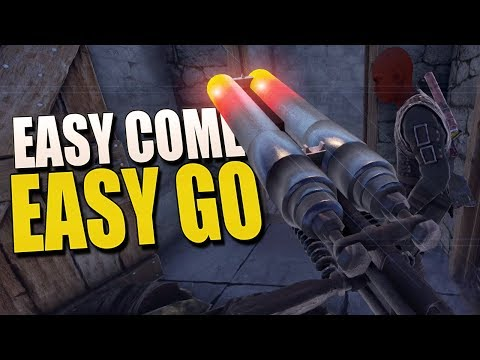 Easy Come, Easy Go (Rust)
