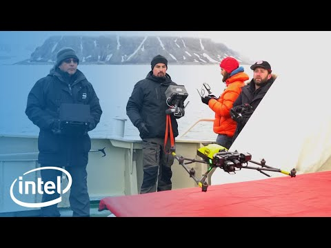 Above the Arctic: Behind the Tech | Intel
