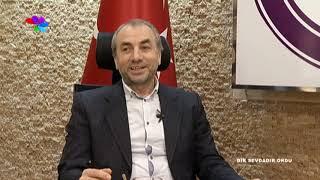22/01/2019 BİR SEVDADIR ORDU - CELALETTİN DERVİŞOĞLU / ORDEF BAŞKANI