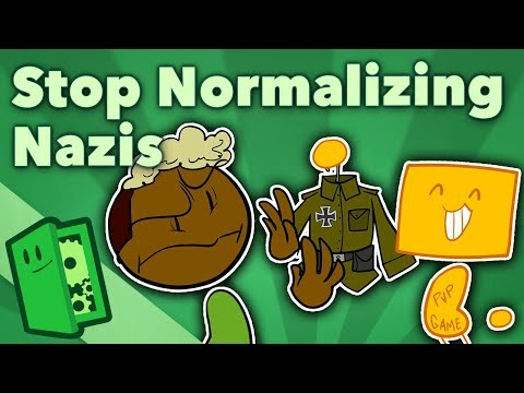 Stop Normalizing Nazis - Socially Conscious Game Design - Extra Credits