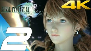Final Fantasy XIII - Walkthrough Part 2 - Pulse Fal