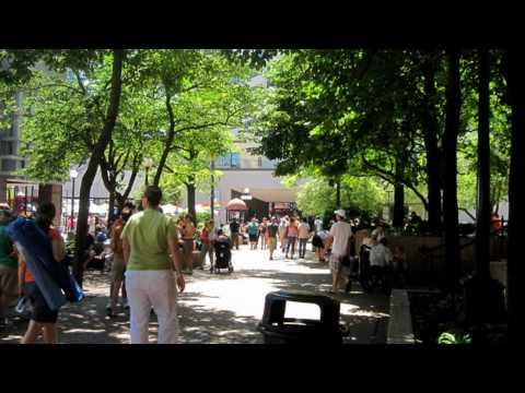 Downtown Iowa City - Summer, 2010