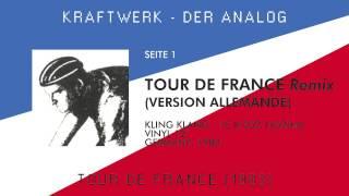 "Kraftwerk - Tour De France ""Remix"" (1983) Vinyl 12"", Germany"