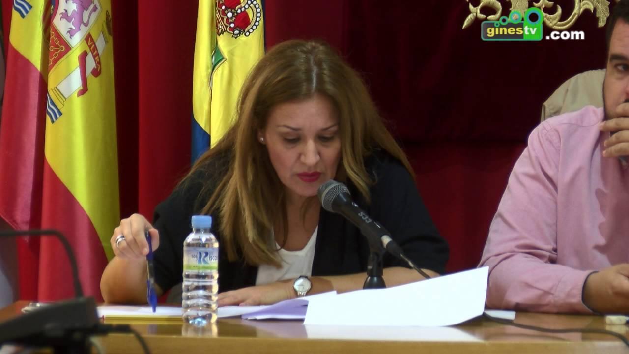 Crónica de la sesión plenaria del Ayuntamiento celebrada el 25 de octubre