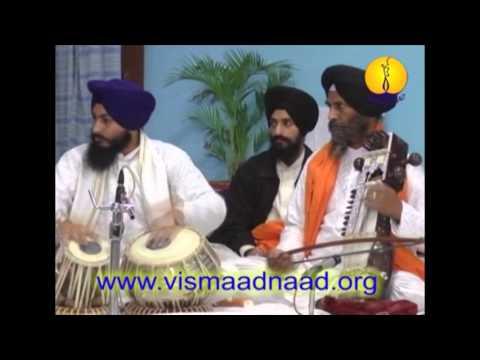 Raag Dhanasari : Bhai Balbir Singh ASR - Adutti Gurmat Sangeet Samellan 2011