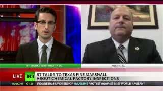 Texas fire marshals denied inspections after West fertilizer explosion