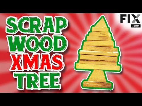 easy-holiday-diy-projects:-how-to-make-a-scrap-wood-christmas-tree!-|-fix.com