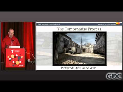 Volcano and FMPOne on competitive map design - GDC 2015