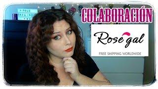Segunda colaboración con Rosegal