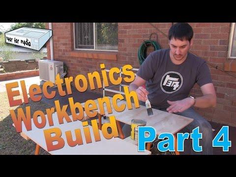 Electronics Workbench Build - Part 4